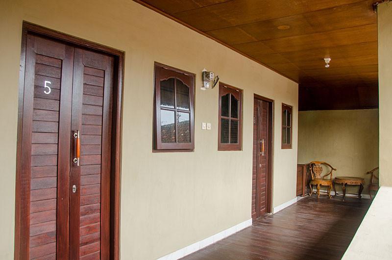 Puri Prada room's upstairs