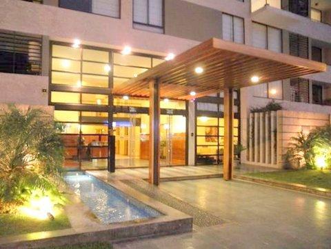 Apartments in condominium in Miraflores