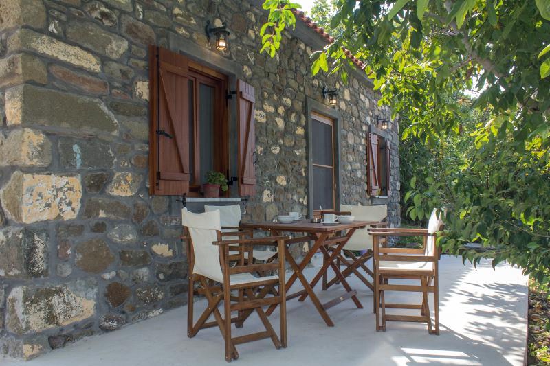Perivoli Stone House, aluguéis de temporada em Sigri