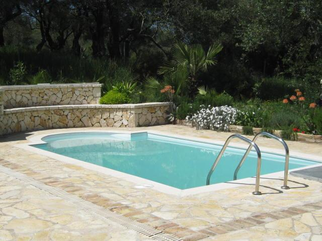 cyprissi cottage   ..heaven on a hot day,theres plenty of those, so jump in your own private pool..