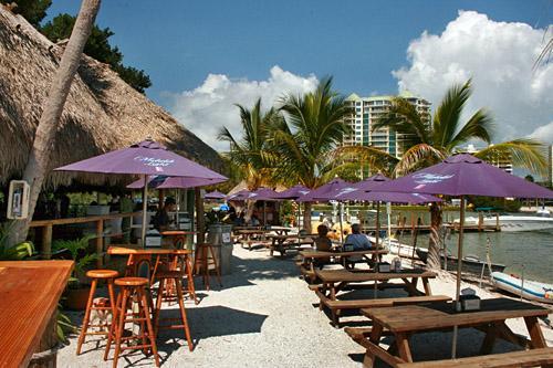 Bayfront Park Tiki Bar