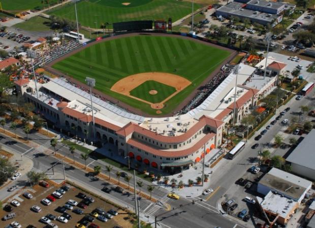 Baltimore Orioles entrenamientos de primavera