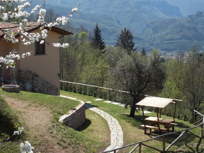 agriturismo di Rocco Tamara, holiday rental in Coreglia Antelminelli