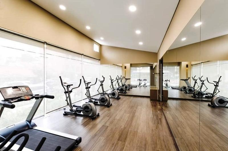 Nice gym is also availeable for our guests.