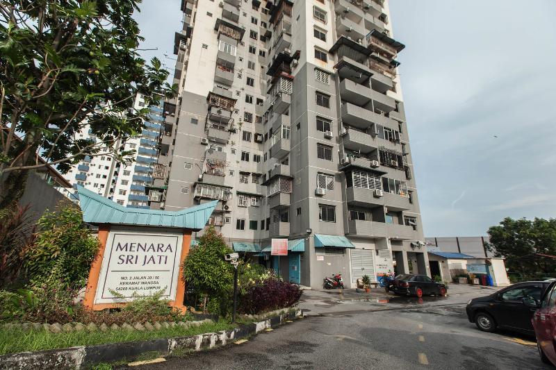 Jati Homestay @ Setiawangsa, holiday rental in Kuala Lumpur