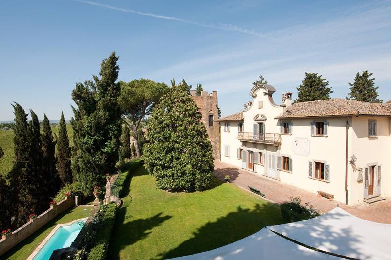 Villa di Cabbiavoli, Ferienwohnung in Castelfiorentino