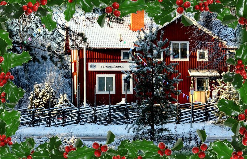 Tyforsgården, location de vacances à Fredriksberg