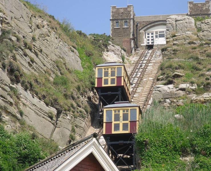 Hastings cliff carts