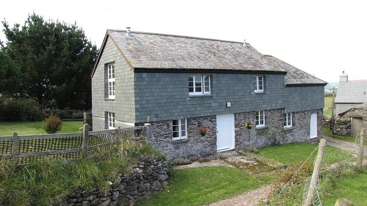 Higher Shippen Cottage Secluded on a National Trust Working Farm, surrounded by South Devon Coast.