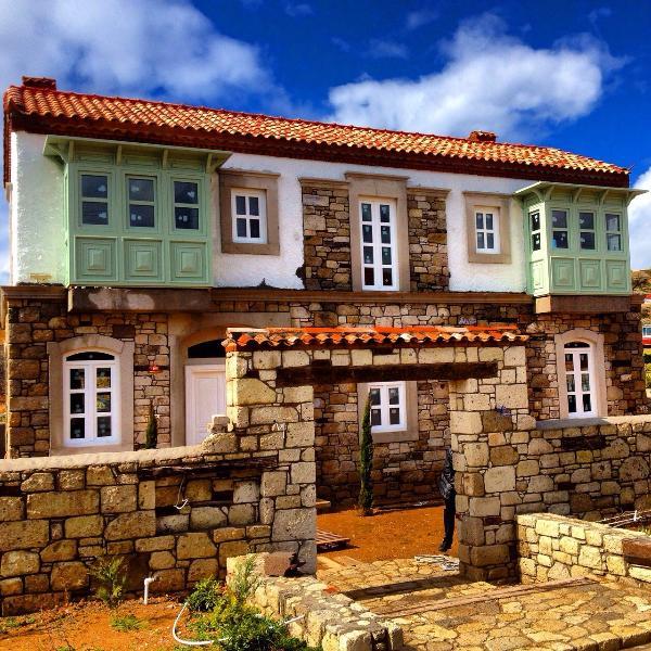 Olive Grove Sea Villas, holiday rental in Pyrgi