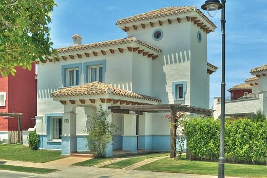 Lovely well maintained villa.