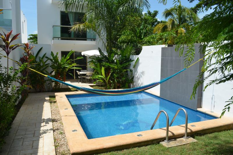 Private house w/pool: Casa ManGo, holiday rental in Valladolid