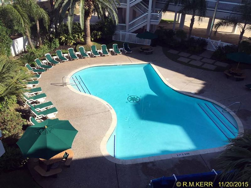 Seasonally Heated Pool