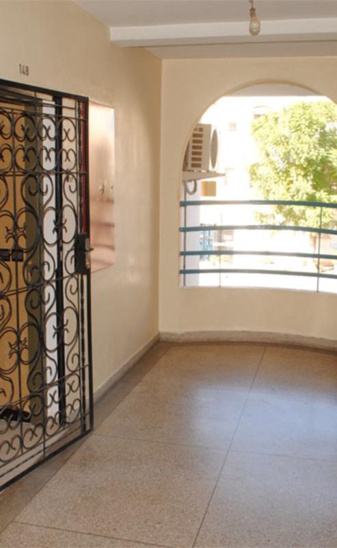 Open Air Entrance