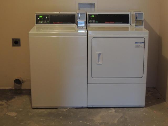 sala de lavandería para nuestros huéspedes
