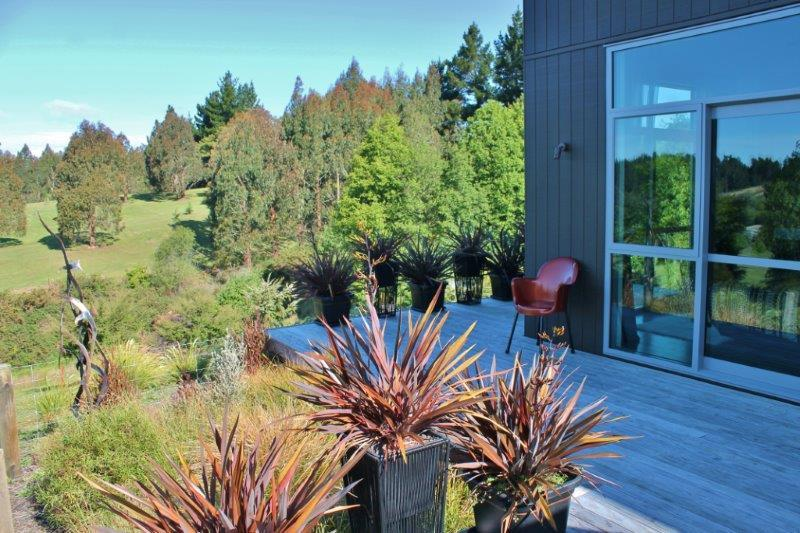 Also check out Copper Gate on the 7 acres - 4 bdrm luxury eco-savvy holiday home