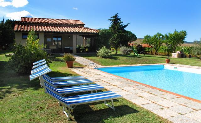 Casa Franca, location de vacances à Querceto