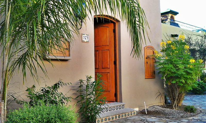 Front entry to Casa #373 Founders.