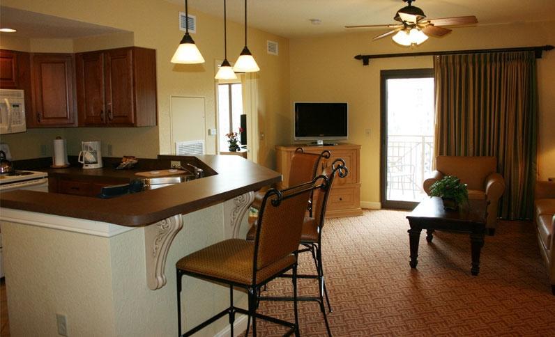 Bonnet Creek 2 BR Deluxe, holiday rental in Walt Disney World
