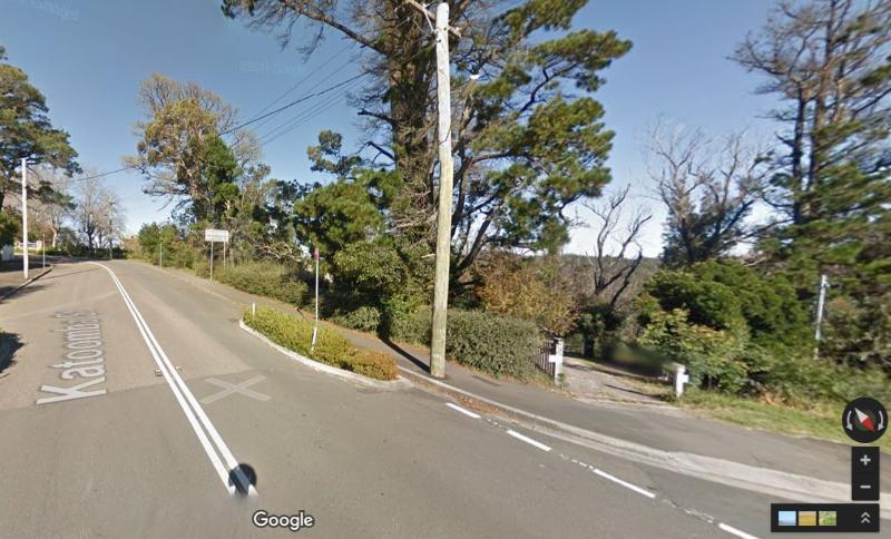 Property entrance - Google streetview