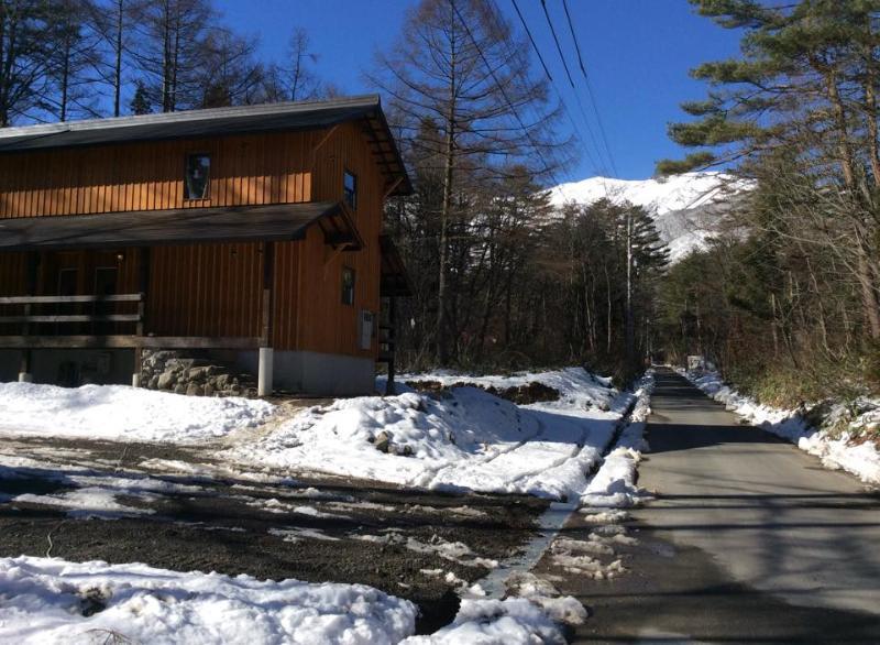Brand New construction near Happo and Hakuba 47/ Goryu Resorts