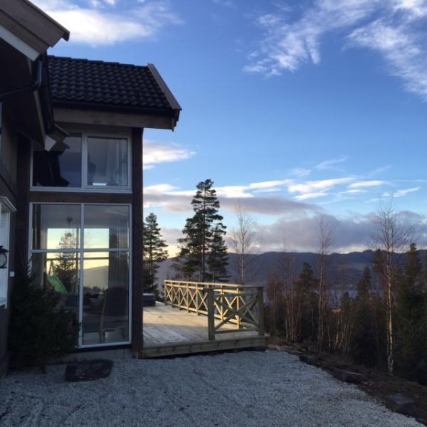 Morning mood at Villa Heidi