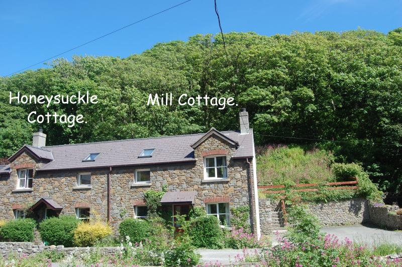 Honeysuckle Cottage & Mill Cottage Self cartering Holiday Homes.