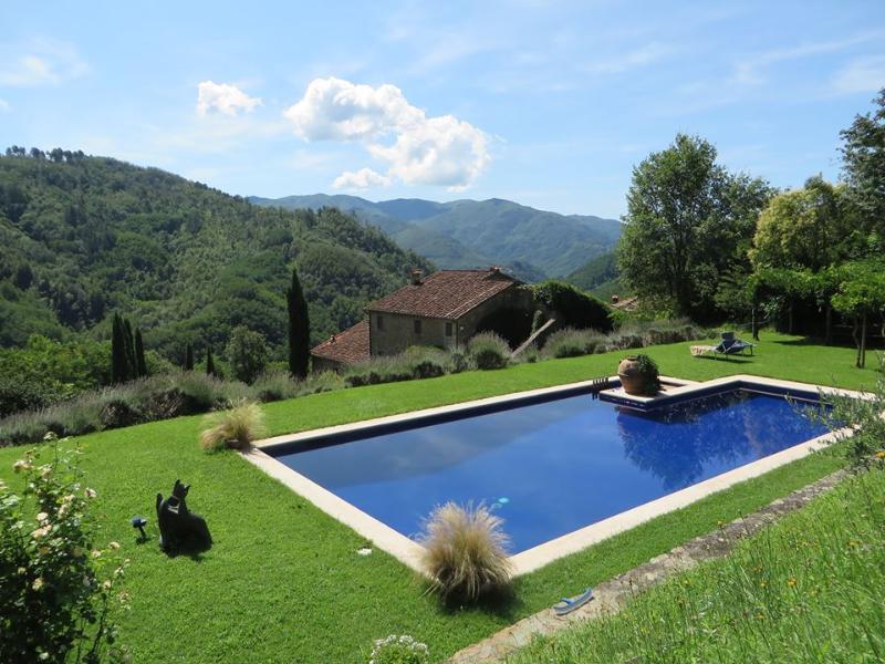 Villa Lavanda, vacation rental in Bagni di Lucca