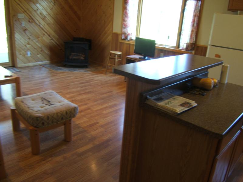 Yoga & Vacation in Bayfield County WI, vacation rental in Ashland