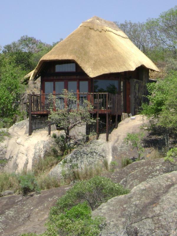 Shumba Shaba Lodge Matopo Hills Zimbabwe