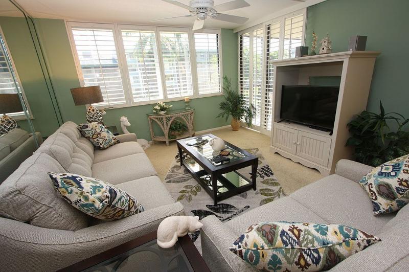 Nueva sala de estar set /c HD LED TV, Blue ray, sistema del sofá del diseñador y cable digital