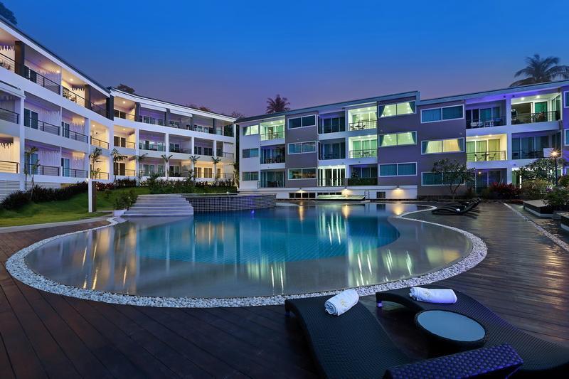Jungle view Apartment - 1 Bedroom, holiday rental in Ban Khok Chang
