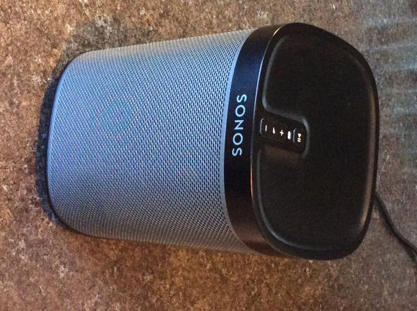 Sonos Wi Fi music system giving free access to millions of songs (see Sonos website for details)