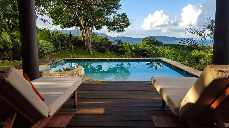 Oceanview Villa in Las Galeras, vacation rental in Las Galeras