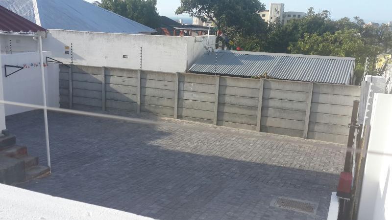 Lock up parking area