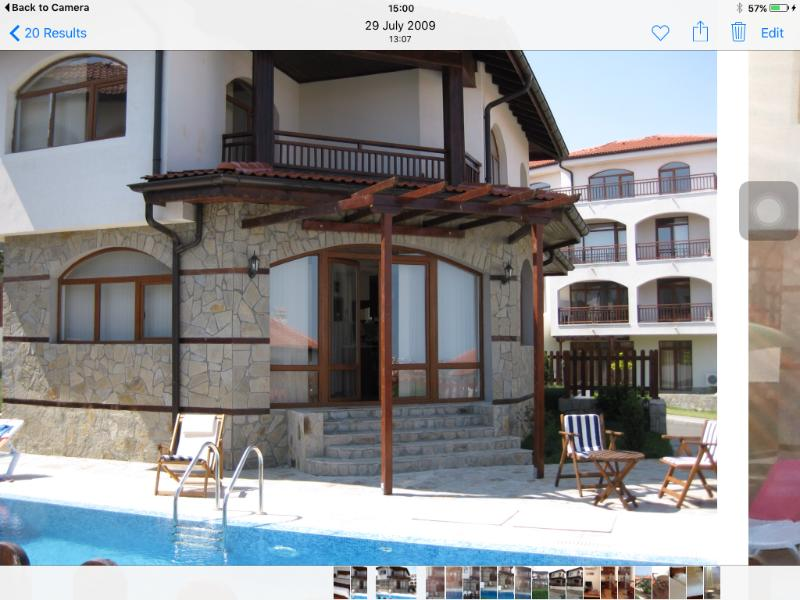 2 bedroom Villa with private pool in 4*  Complex., holiday rental in Kableshkovo