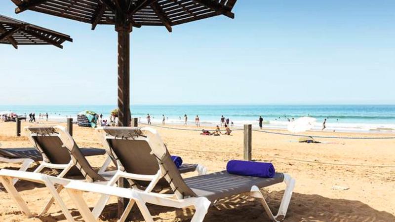 Agadir Beach 1 km