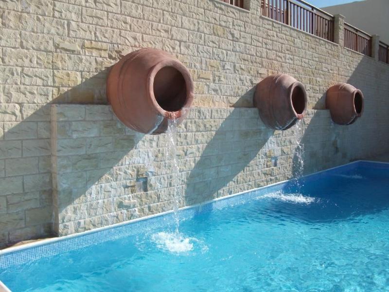 Apenas a alguns passos do apartamento da piscina