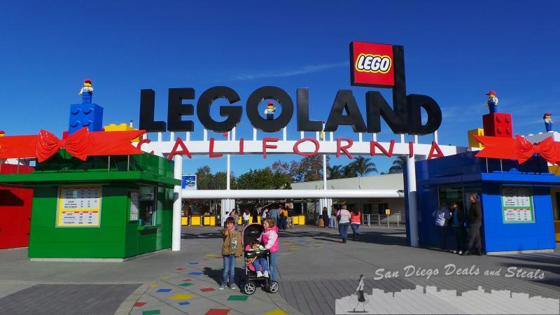 Legoland (5 minute drive away!!)