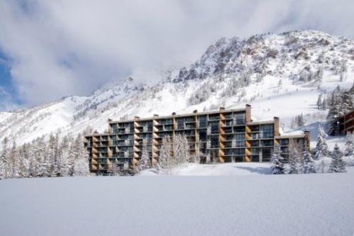 Studio at Iron Blosam Lodge Snowbird, holiday rental in Alta