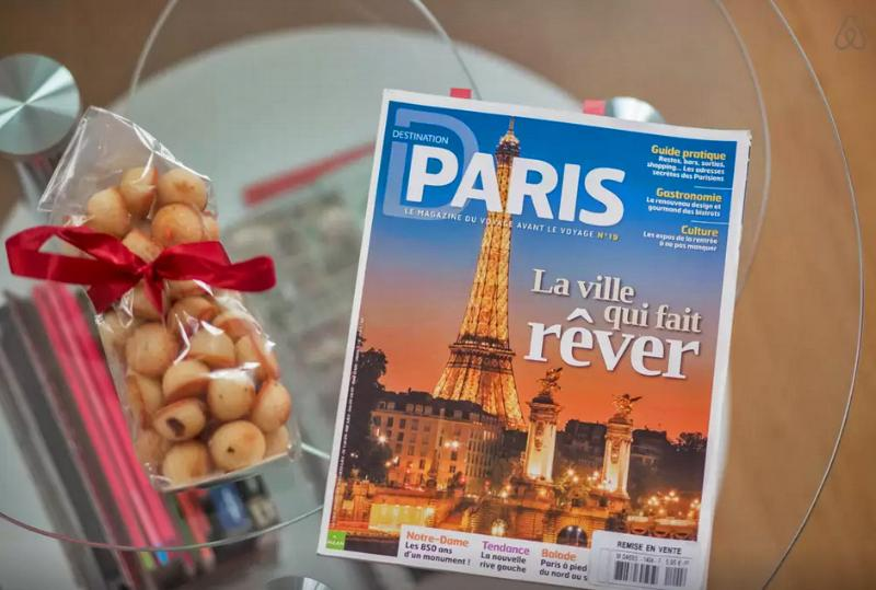 Welcome in Paris !
