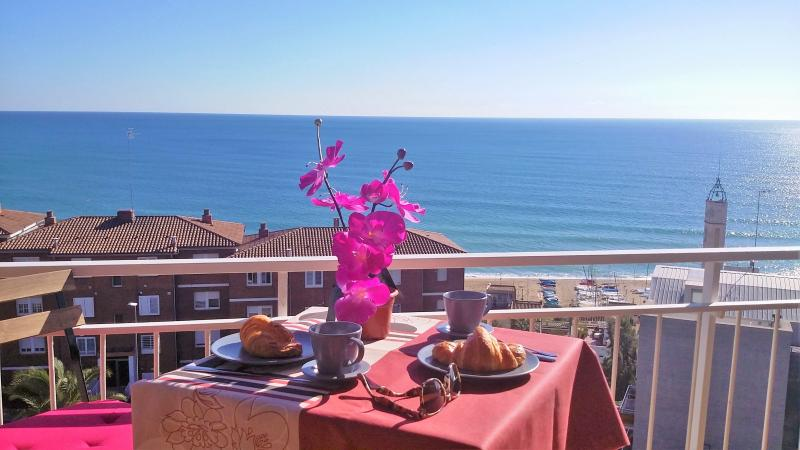 CARMEN VISTA AL MAR & PLAYA, vacation rental in Alella