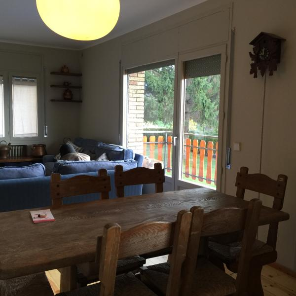 Blabia, holiday rental in Angoustrine