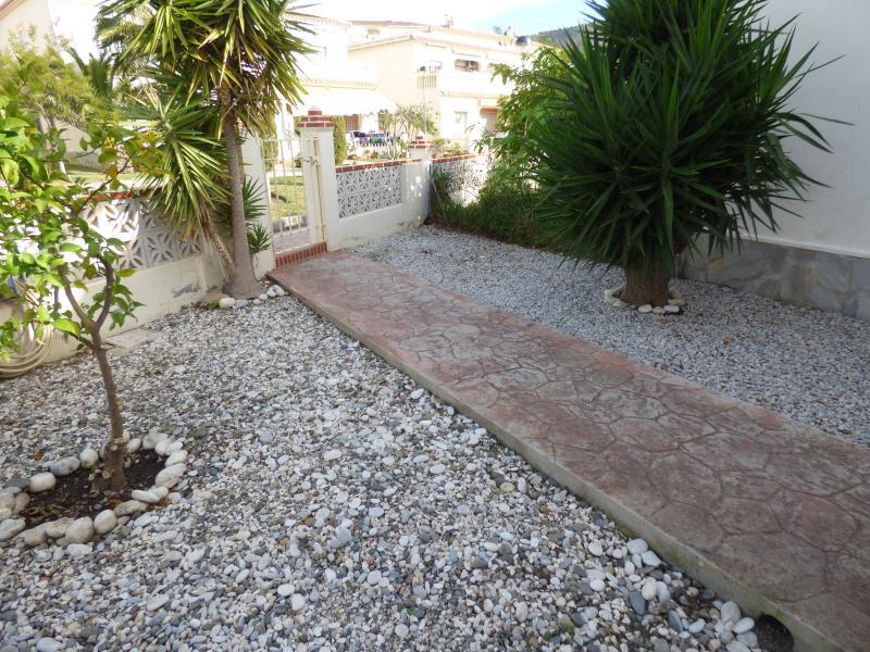 Fronte giardino