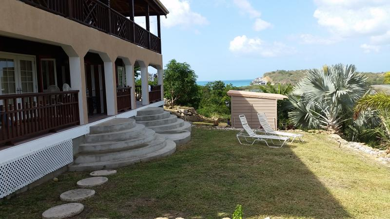 Beleza Pacifica located on Southern side Antigua.., holiday rental in Crab Hill