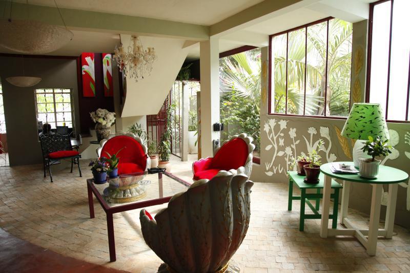Manoir de La Citadelle - Port-Louis, location de vacances à Pointe Aux Sables