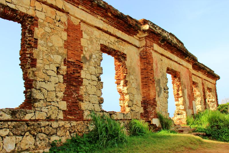Aguadilla Lighthouse Ruins