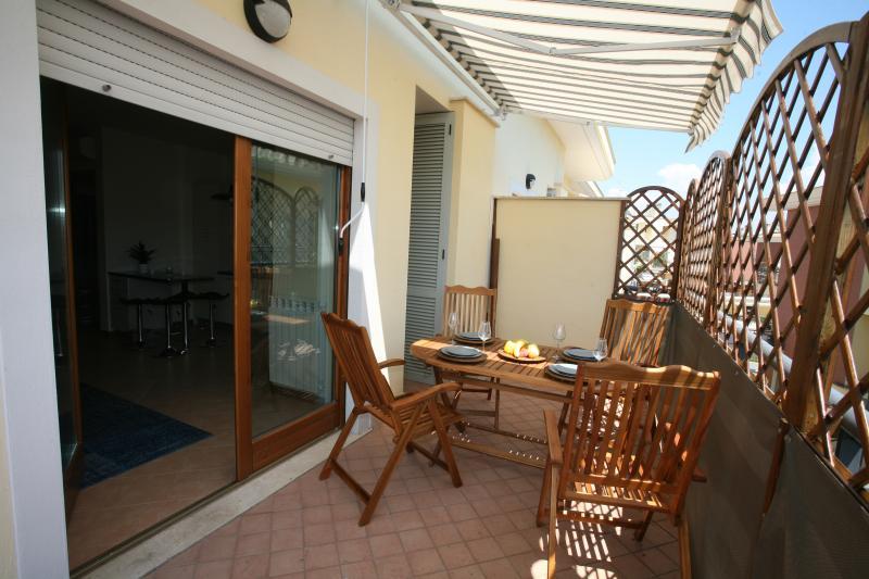 Suite Andrea - Elegantissimo, completamente nuovo, holiday rental in Passo Oscuro