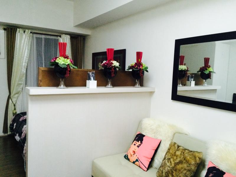 Ervaring Hotel Living in nieuwe Manilla hier op Princeton Condotel residenties.