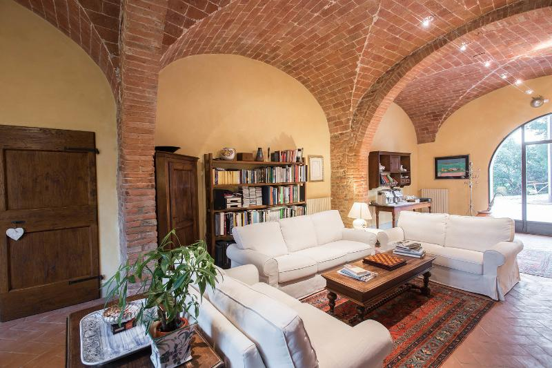 Podere La Casa - il Torchio, holiday rental in Montefoscoli